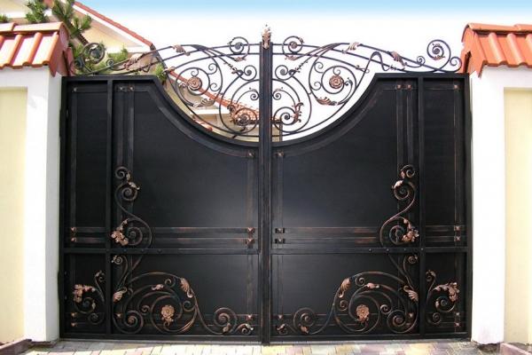 kv-10 Подъемные ворота для гаража | Купить в Москве