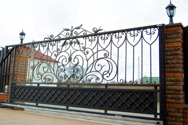 ov-13 Подъемные ворота для гаража | Купить в Москве