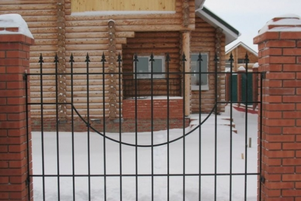 zs-25 Эскизы дутых решеток на заказ, цены - заказать изготовление в Москве